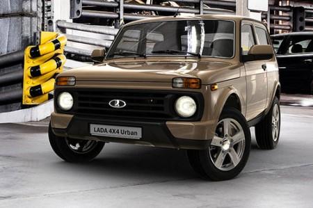 Lada 4x4 Urban Legend Taiga Niva