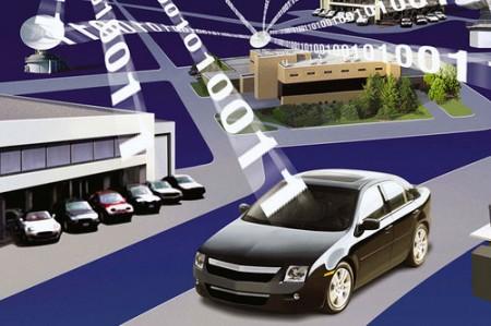Datenspeicherung Auto