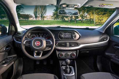 Fiat Tipo Innenraum