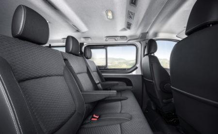 Opel Vivaro Innenraum