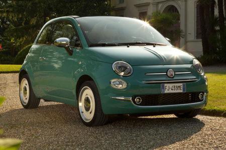 Fiat 500 Sondermodell